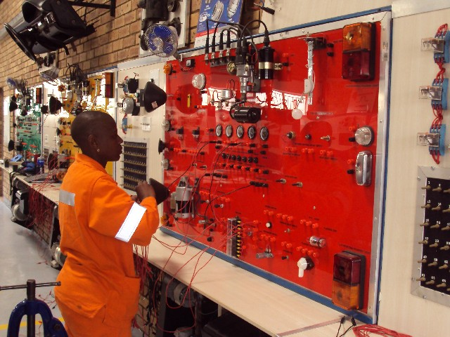 ctc colliery training college rh ctctraining co za Auto Electrical Wiring Kits Auto Electrical Wiring Supplies